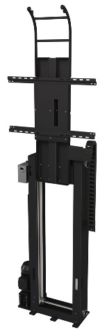 Flat panel heavy duty table lift FPLT-HD-V1-1200