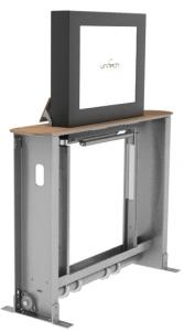 Flat Panel/Monitor Lift Table FPLT V2