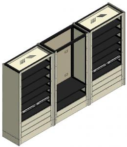 Customized rack systems